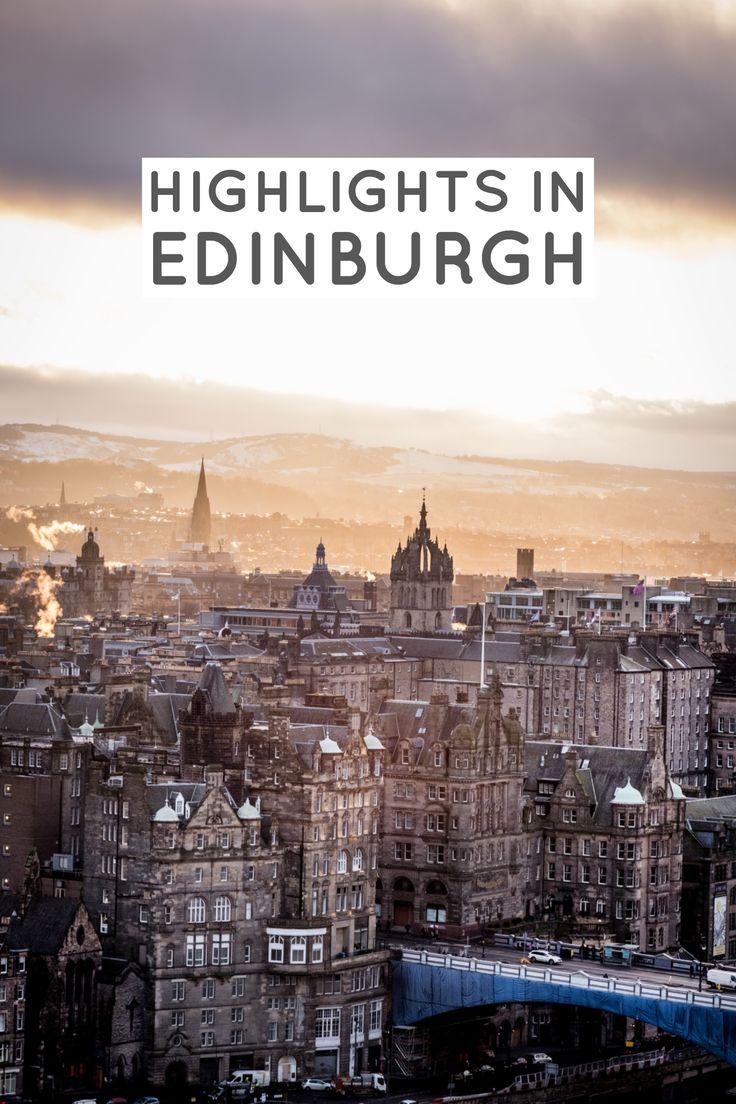 Edinburgh Tipps für 1-3 Tage in Schottlands Hauptstadt – Viel Unterwegs | Reiseblog mit Reisetipps