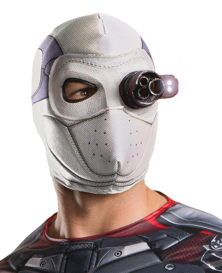Ssquad Deadshot Mask