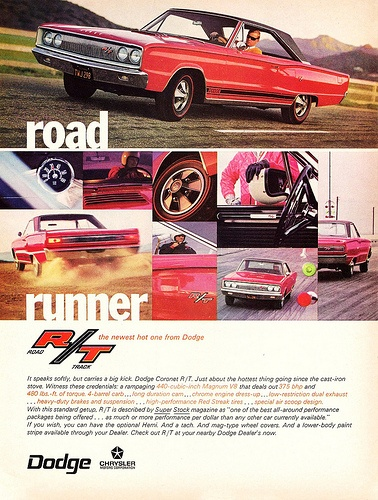 1967 Dodge Coronet R/T Hardtop