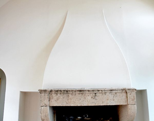 Browse our prefabricated fireplace canopy hood kits. Choose from our designs or weu0027ll build you a custom fireplace canopy with your sketch. & 7 best Fireplace Canopy Hood images on Pinterest   Blankets ...