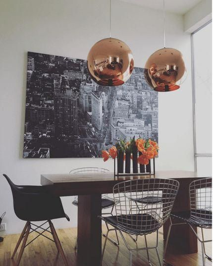 44 elegant dining room lighting ideas home designs black dining rh pinterest com