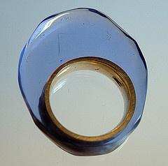 Daniel Imposible's Resin ring