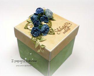 ślubny ebox / wedding exploding box