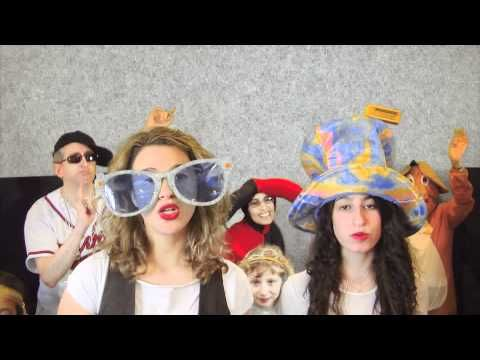 Graggers Up! (Bottoms Up Trey Songz Parody) by Young Israel of Toco Hills, Atlanta PURIM!!