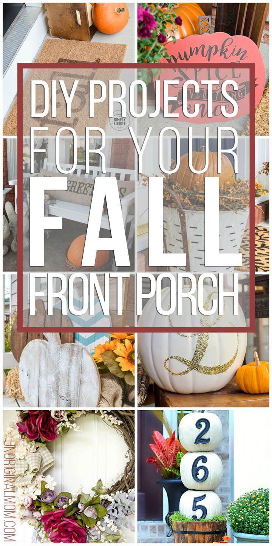 fall front porch diy ideas hometalk fall diy inspiration rh pinterest com
