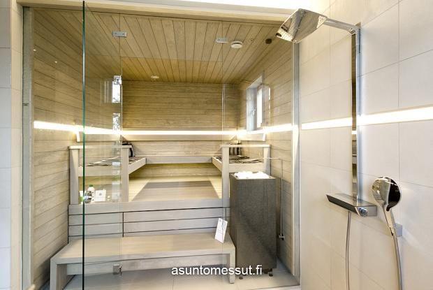 Lammi-Kivitalo Validus Motus - Sauna