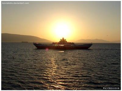 Evia Island, Greece
