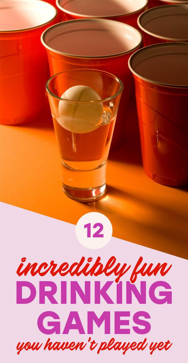 """12 Drinking Games That'll Make You Say """"Why Didn't I Know About These Sooner?!"""""""