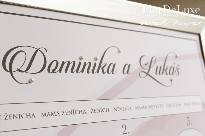 Nežná elegantná svadbička Dominiky a Lukáša v hoteli Mousson - Album užívateľky flordeluxe   Mojasvadba.sk