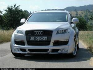 2006 Audi Q7 by JE Design Widebody Kit - http://sickestcars.com/2013/05/13/2006-audi-q7-by-je-design-widebody-kit/