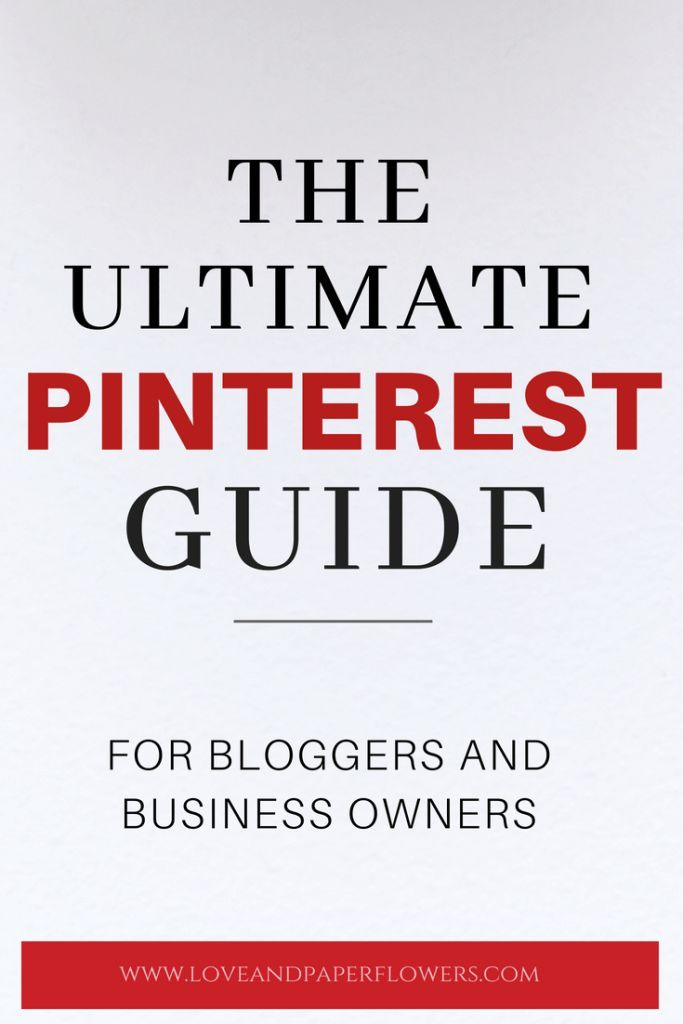 What's so Special About Pinterest?