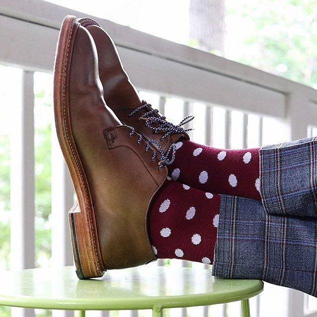 Polka dot are still trendy #StolenRiches #Since1915