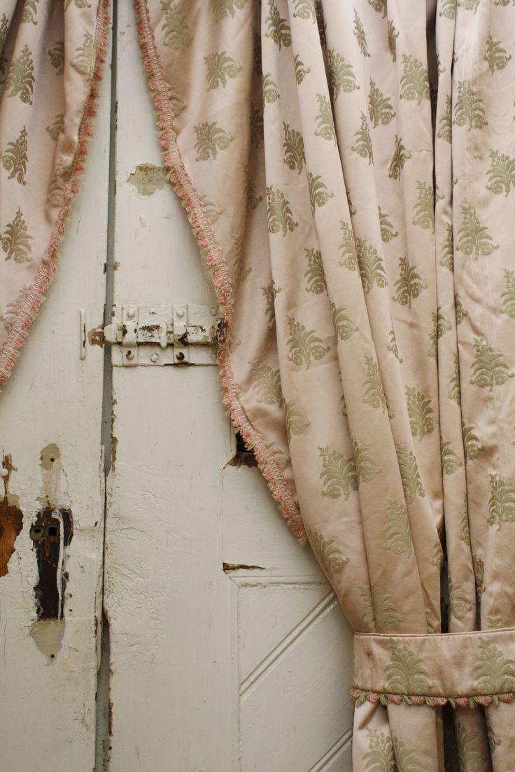 267 Best Curtains 2 Images On Pinterest Vintage Linen