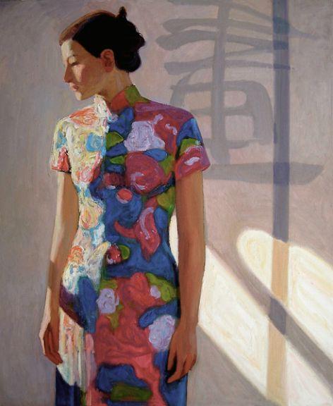 Juane Xue - Girl in the light