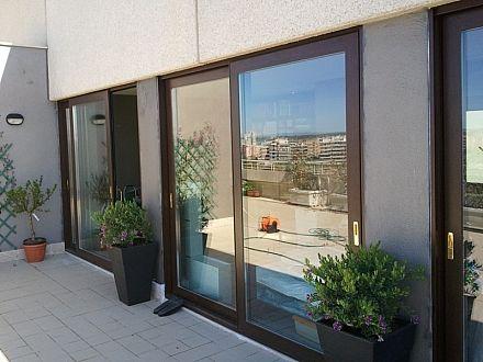 10 best puertas terraza images on pinterest decks bay - Puertas para terrazas ...