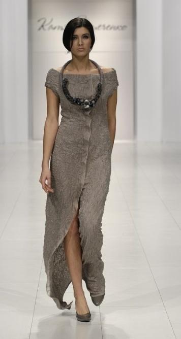 Меланка - коллекция Кати Пшеченко - осень/зима 2010/2011