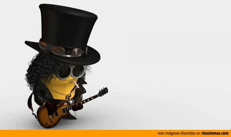 Minion de Slash.