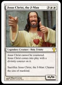 100b4c2c1ccfcad0f576313a4d1b64e7 buddy christ trading cards the 25 best buddy christ ideas on pinterest did jesus drink,Buddy Jesus Meme