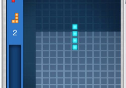 Mobile App | Custom Development | Custom Tetris game
