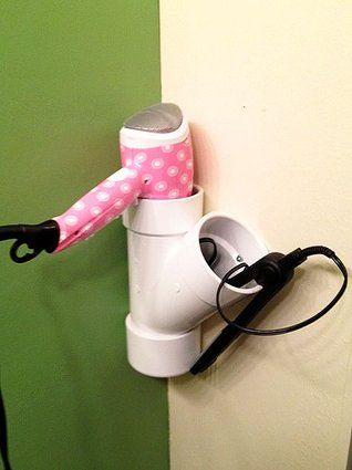 17 astuces pour les petites salles de bain (PHOTOS)