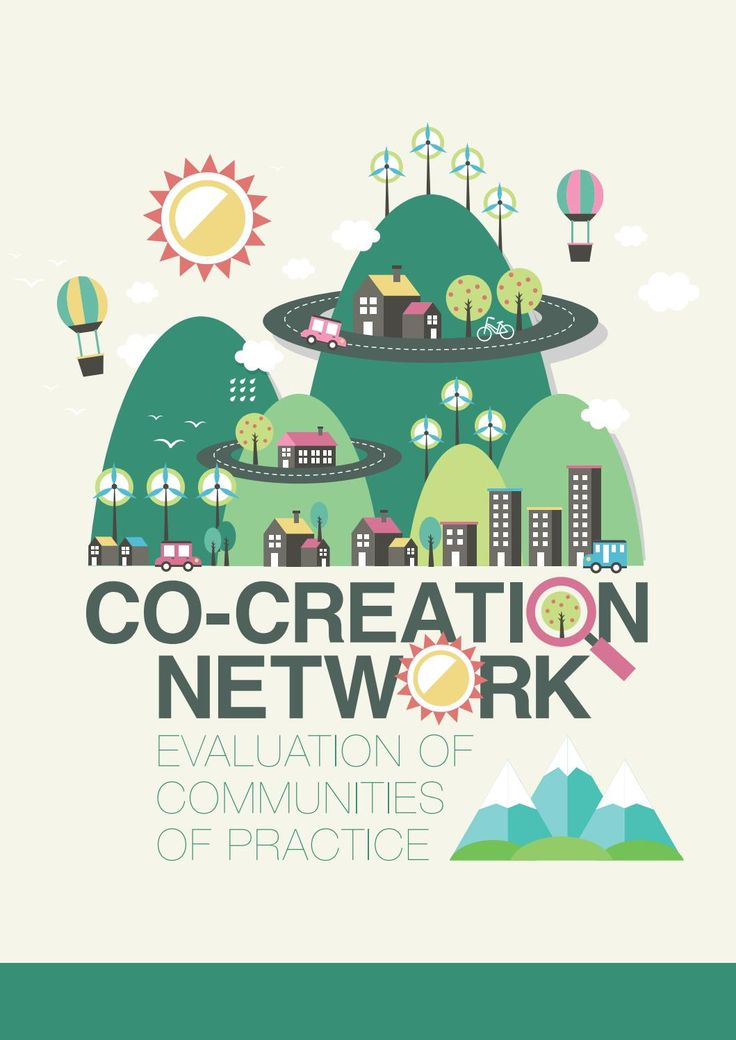 Co-Creation Network Evaluation Report 2016 - evaluation report