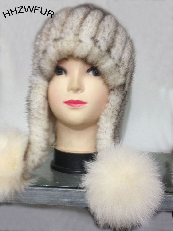 >> Click to Buy << HHZWFUR wholesale real free shopping fashion fur mink cap real fur mink fur winter warm women hat #Affiliate