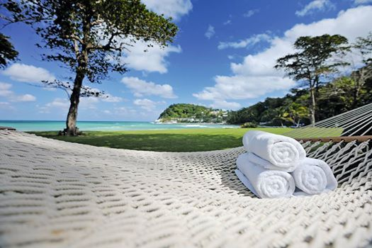 Sit back and relax, you're on vacation in Jamaica! @roundhillresort