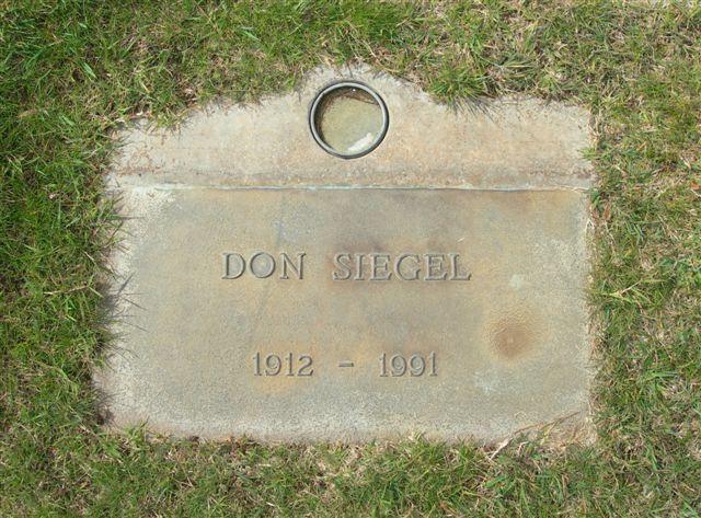 "Don Siegel (1912 - 1991) Director, ""Madigan"", ""Dirty Harry"", ""Telefon"", ""Escape from Alcatraz"""