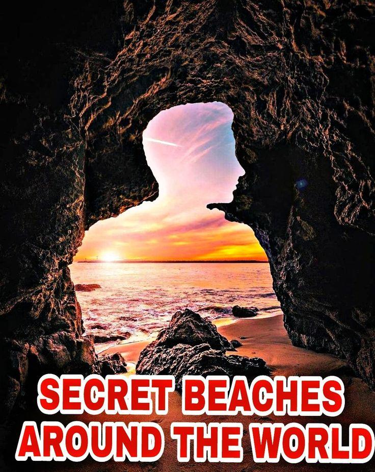 🌊🌊 Secret Beaches 🌊🌊