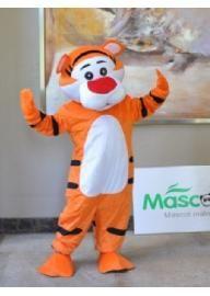 Déguisement tigre adulte Costume de Mascotte de ti...