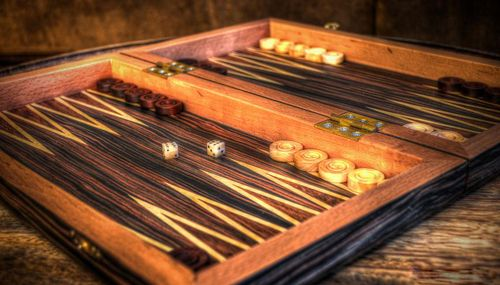Backgammon Competition Sunday, 18 January 2015 – 11:00am | @ Greek Cypriot Brotherhood Centre