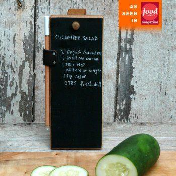 Chalkboard tablet: Chalkboards Tablet, Crafts Ideas, Gifts Ideas, Chalkboards Paintings, Stands Chalkboards, Chalk Tablet, Green Products, Chalkboards Ideas, Hostess Gifts