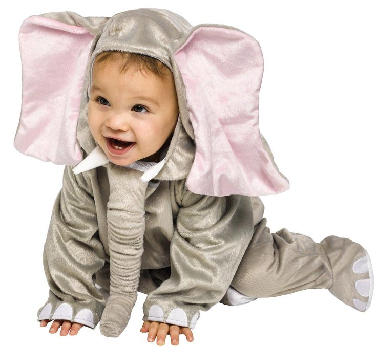 Baby Elephant Costume from CostumeExpress.com