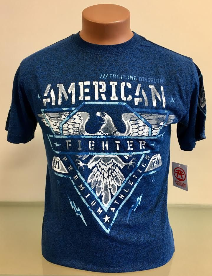 American Fighter Hawaii S/S T-Shirt
