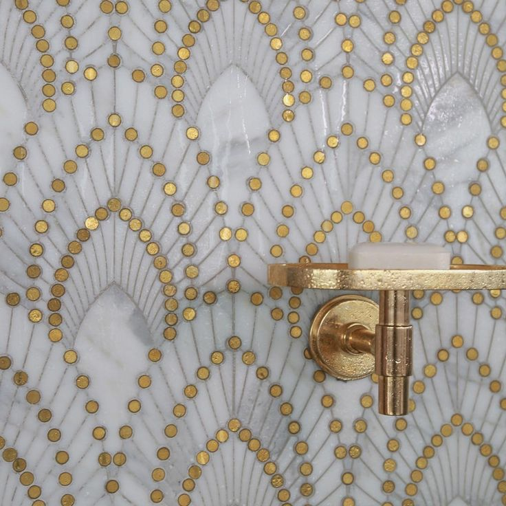 The Nadja from the Atelier Collection, a great collaboration between @mosaiquesurface @blazysgerard, available in showrooms across the continent!