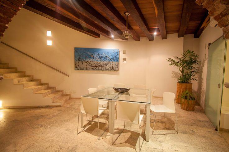 Te esperamos en el Hotel Casa Claver. Cartagena de Indias, Colombia. http://www.casaclaver.com/reservar