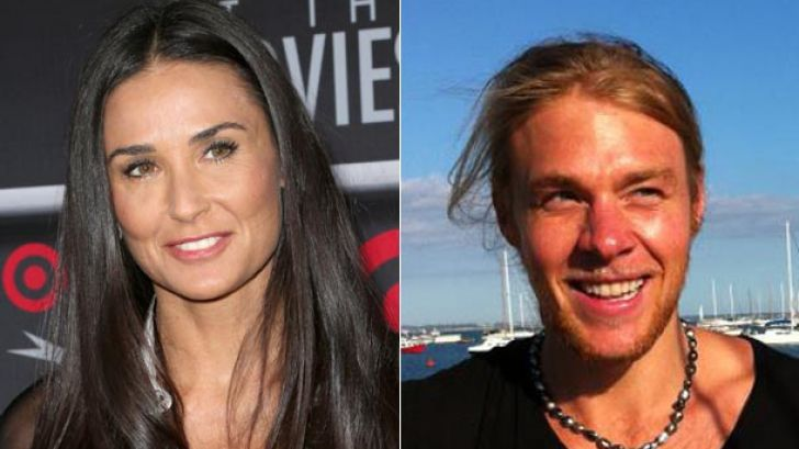 Demi Moore Has a New 20 Years Younger Boyfriend