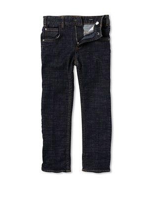 66% OFF DC Boy's 2-7 Straight Leg Jeans (Indigo Rinse)