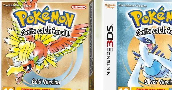 Pokémon Gold & Silver para 3DS tendrán lanzamiento físico en Europa y Japón - LEVELUP