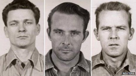 Those who ran Alcatraz liked to say nobody ever escaped alive. But that hasn't stopped US marshals from continuing the search for three men who made it off the island 50 years ago. According to the official version, Frank Morris, and the brothers John and Clarence Anglin were presumed drowned in the cold and choppy waters of San Francisco Bay. There are plenty of people who think they did make it ashore and have been in hiding ever since.