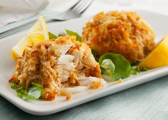 Make legal seafood crab cake recipe