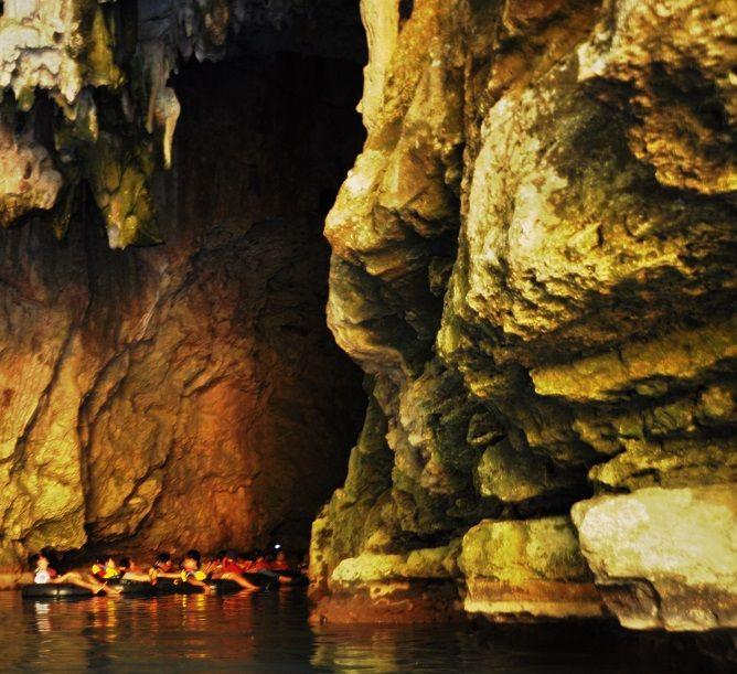Goa Pindul Yogyakarta Siap Pacu Andrenalin Wisatawan Saat Masuk Goa