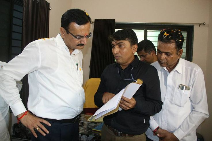 Inauguration of new Community Health Center at Kashiba Hospital compound in Vatva ward South Zone by Minister of Home Shri Pradipsinh Jadeja Ji. #Ahmedabad