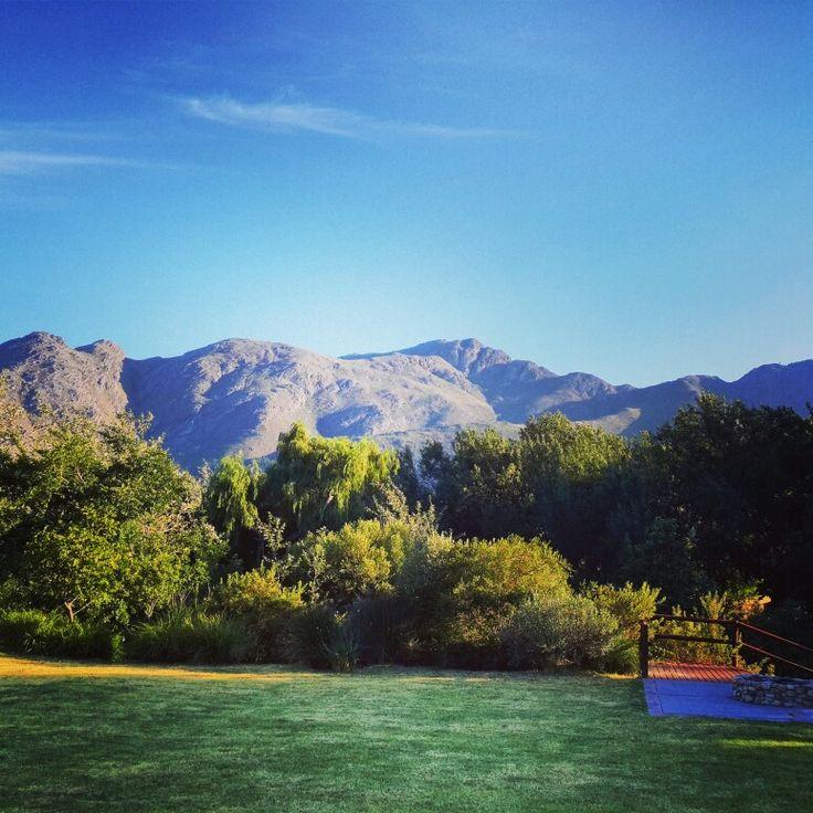 Franschhoek, Cape Winelands, South Africa
