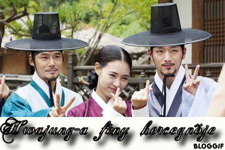 Hwajung-a fény hercegnője