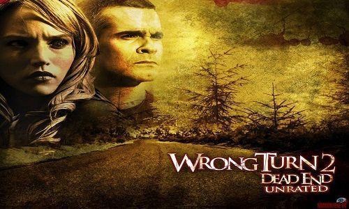 Wrong Turn 2 : Dead End | Komandan militer pensiunan Kolonel Dale Murphy host simulasi reality show pasca-apokaliptik di mana peserta ditantang untuk bertahan Virginia Barat gurun terpencil. Tapi a...