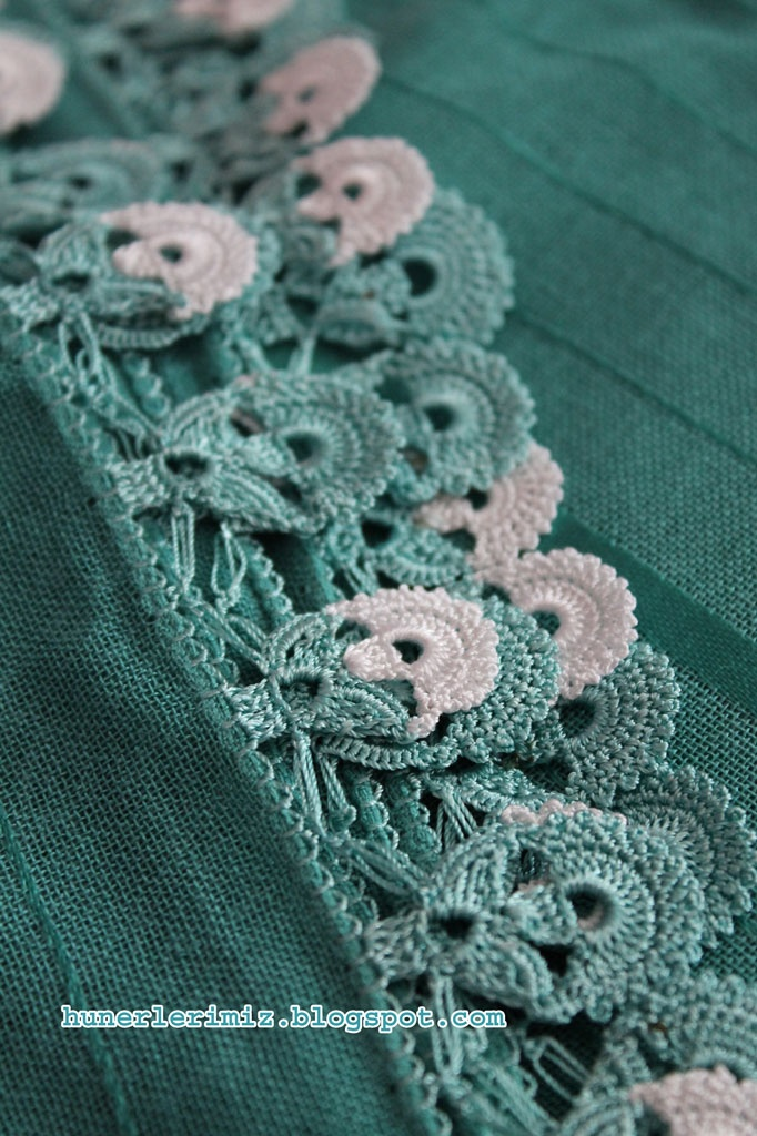 turkish #oya #crochet #lace