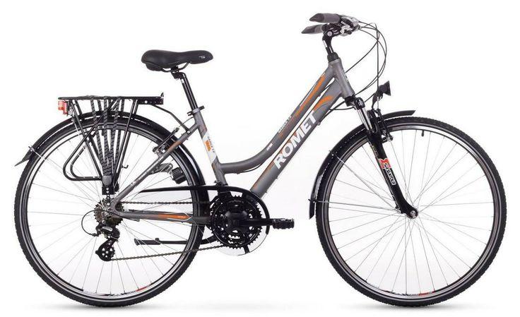 Sporti.pl - Rower Romet GAZELA 1,0 LTD 2014