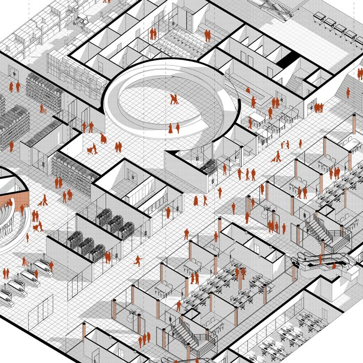 25 best ideas about architecture concept drawings on