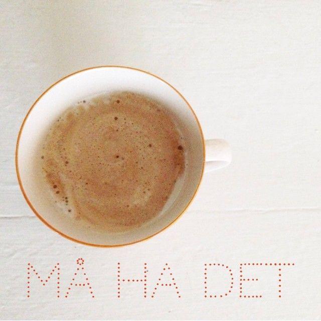 Min kjære kaffekopp gir meg en god start på dagen Ønsker det samme for dere #Padgram